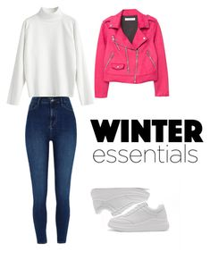 """Untitled #14"" by dadotv on Polyvore featuring River Island and MANGO"