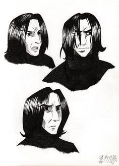 Severus Snape by SgtTech-ComDN38416