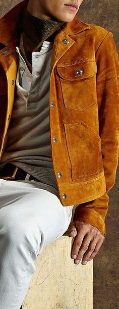 Tom Ford S/S 2015 Menswear
