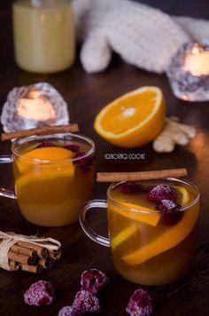 skoraq cooks and other stories: Rozgrzewająca herbata zimowa Panna Cotta, Pudding, Cooking, Ethnic Recipes, Desserts, Food, Photos, Kitchen, Tailgate Desserts