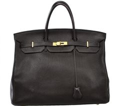 Designer Clothes, Shoes & Bags for Women Bolso Birkin Hermes, Hermes Purse, Hermes Handbags, Black Handbags, Star Wars, Black Purses, Beautiful Bags, Gold Hardware, Purses And Bags
