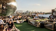 netil 360 rooftop bar - Google Search