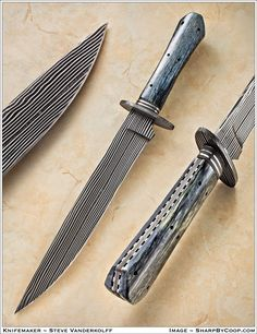 Photos SharpByCoop • Gallery of Handmade Knives - Page 26