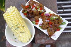 West African Peanut Kebabs | Suya