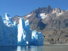 Patagonian Ice Fields, Chile