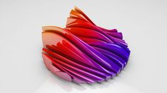 Cinema 4D Tutorial  - How to make a cool wave Effect Using the Displacer...