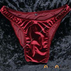 Мужские плавки для бодибилдинга от магазина-ателье ANNANAS 🍍 Размеры: S, M, L, XL, XXL Цвет: Вишневый бархат.