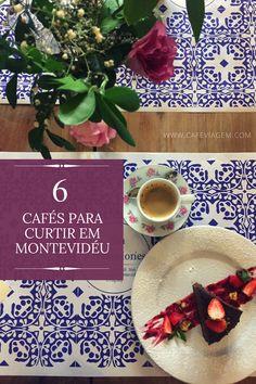 Adoro uma pausa no roteiro de viagem para um café. Este é o objetivo do post 6 cafés em Montevidéu que traz dicas para momentos gostosos e charmosos entre um passeio pela capital do Uruguai. Selecionei 6 cafés (ou chás) entre o...