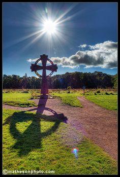 Faith Symbol, Christian Symbols, Lens Flare, Scotland Travel, Iris, Celtic, Travel Inspiration, Catholic, Saints