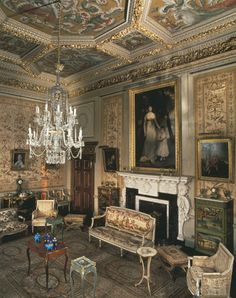 Eye For Design: Houghton Hall....Take A Tour Of One Of England's Grandest Estate Homes