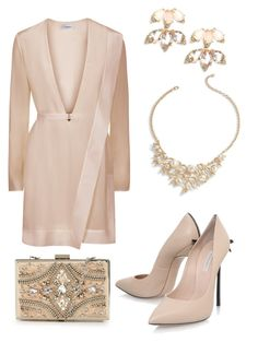 """Forty and Fabulous!"" by styledbyaisya on Polyvore featuring Casadei, Forever Unique, Talbots and Kate Spade"