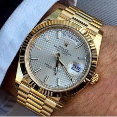 Por muitos anos este foi o modelo de Rolex preferido por gente poderosa.