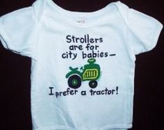 international tractor baby - Google Search