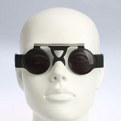 Sun Boy / Vintage sunglasses / NOS / by CarettaVintage Crazy Sunglasses, Trending Sunglasses, Vintage Sunglasses, Sunglasses Sale, Cheap One Piece Swimsuits, Steampunk Sunglasses, New Glasses, Eyewear, Trends