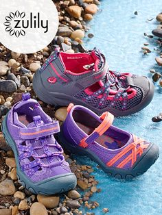 Check out zulily's curated selection of kid's shoes, discounted up to 70% off!