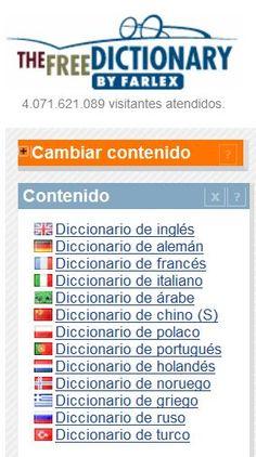 http://es.thefreedictionary.com/