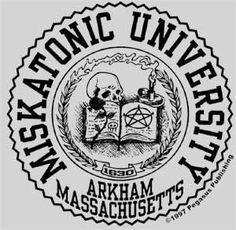 Miskatonic Logo by someone else.