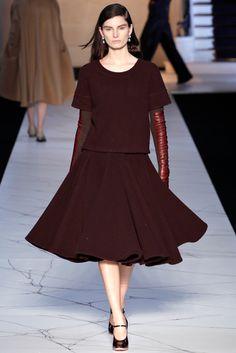 Rochas Fall 2013 Ready-to-Wear Fashion Show - Ava Smith (Elite)