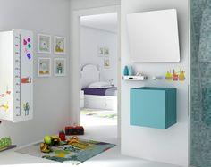 Novos banheiros vindos de NY. Lançamentos trazem interação para as crianças
