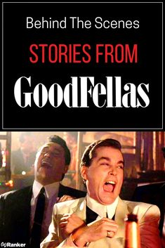 15 Behind-The-Scenes Stories From The Making Of 'Goodfellas' Real Gangster, Gangster Movies, Goodfellas Quotes, The Goodfellas, Ray Liotta Goodfellas, Henry Hill, Mafia Families, Good Anime Series, Top Film