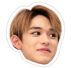 Nct Lucas stickers featuring millions of original designs created by independent artists. Exo Stickers, Tumblr Stickers, Printable Stickers, Cute Stickers, Homemade Stickers, Lucas Nct, Nct Taeyong, Good Notes, Journal Stickers