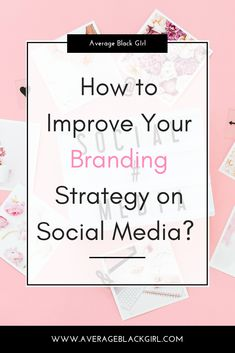 You may already have a branding strategy on social media and if you're looking to improve it, here are a couple of ways that are guaranteed to do the trick. Email Marketing, Business Marketing, Affiliate Marketing, Content Marketing, Social Media Marketing, Digital Marketing, Marketing Strategies, Branding Your Business, Business Tips