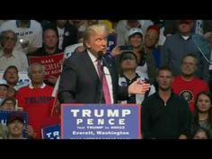 """Top News: """"USA: Democrats 'Party Of Slavery' - Donald Trump (Video)"""" - http://politicoscope.com/wp-content/uploads/2016/06/Donald-Trump-United-States-Politics-Top-News-Headline-792x395.jpg - """"The Republican Party is the party of Abraham Lincoln,"""" Trump said at a rally in Everett, Washington.  on Politicoscope - http://politicoscope.com/2016/08/31/usa-democrats-party-of-slavery-donald-trump-video/."""
