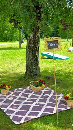 #DIY picnic blankets!