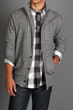 Idée et inspiration Look pour homme tendance 2017   Image   Description   Canopy Jacket