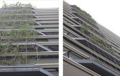 Znalezione obrazy dla zapytania tower green double skin facade