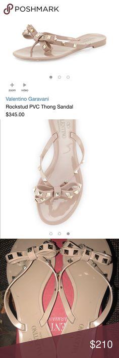 Valentino Rockstud Slides Valentino Valentino Rockstud Valentino Shoes