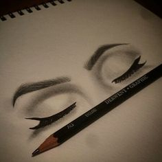 Image about art in exciting drawings! Eye Drawing Tutorials, Drawing Tutorials For Beginners, Drawing Techniques, Drawing Ideas, Cool Art Drawings, Pencil Art Drawings, Art Drawings Sketches, Eye Drawings, Sketches Of Eyes