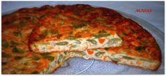 horta e cozinha: Frittata de Legumes