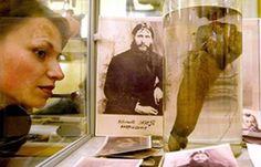 Rasputin's Penis http://www.local-life.com/st-petersburg/articles/rasputins-penis