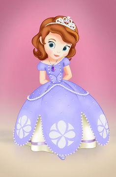 Disney Chibi princess tinkerbell | Disney Debuts Their New Pre-School Princess, Sofia The First