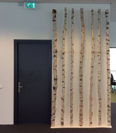 Berken wand www.decoratietakken.nl