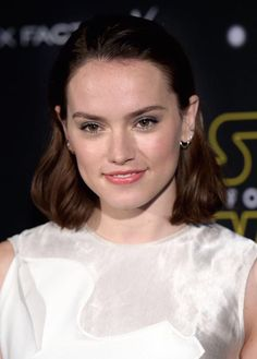 Daisy Ridley is Rey