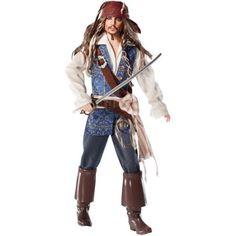 Barbie Pirates Of The Caribbean Captain