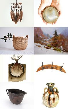 Neutrals by Brenda Kollman on Etsy--Pinned with TreasuryPin.com