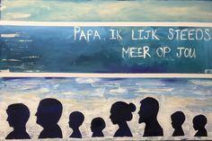 Fathers day 2015 - Stef Bos (Papa) Aan Oupa Dennis - van kinners en kleinkinners