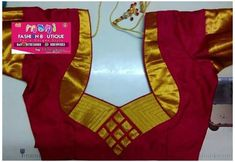 Cool Back Neck Blouse Designs For Pattu Saree #pattu #saree #blouse #neck #designs Cool Back Neck Blouse Designs For Pattu Saree.
