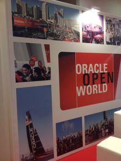 On était là pour témoigner sur l'Oracle OpenWorld 2013 et présenter nos packages pour l'édition 2014