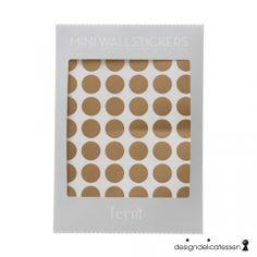 Køb - Ferm Living - wall stickers - mini dots