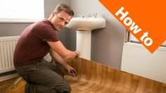 Watch our step-by-step film showing how to lay sheet vinyl flooring, with expert advice and top tips to help you complete the job with confidence. Visit the ...