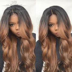 180% High Density T1b30 Ombre Full Lace Wigs Human Hair Wigs Two Tone With Baby Hair Glueless Full Lace Wigs For Black Women