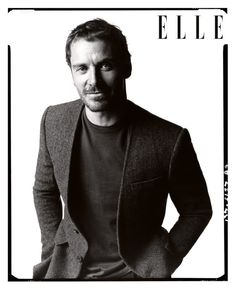 Michael Fassbender: December cover star Special Edition | ELLE UK