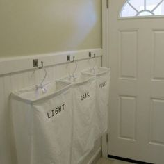 Ideas to Organize your Laundry Room | Spoonful