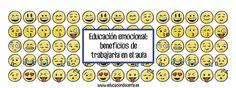 EDUCACIÓN EMOCIONAL: BENEFICIOS DE TRABAJARLA EN EL AULA