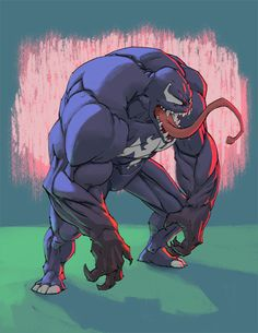 #Venom #Fan #Art. (Venom) By: Balloonwatch. (THE * 5 * STÅR * ÅWARD * OF: * AW YEAH, IT'S MAJOR ÅWESOMENESS!!!™)[THANK Ü 4 PINNING!!!<·><]<©>ÅÅÅ+(OB4E)