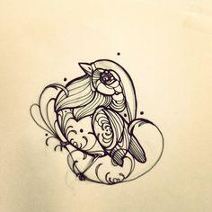 Miss Juliet bird